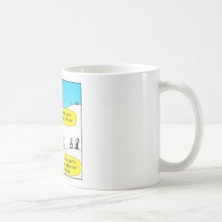 716 it was so cold penguins cartoon coffee mug