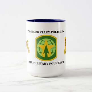 716TH MILITARY POLICE BATTALION MUG