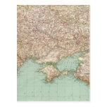7172 Ukraine, Black Sea Post Card