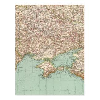 7172 Ukraine, Black Sea Postcard