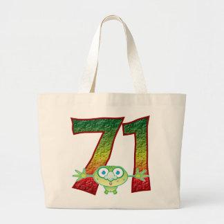 71 Age Ghoul Jumbo Tote Bag