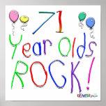 ¡71 años de la roca! poster
