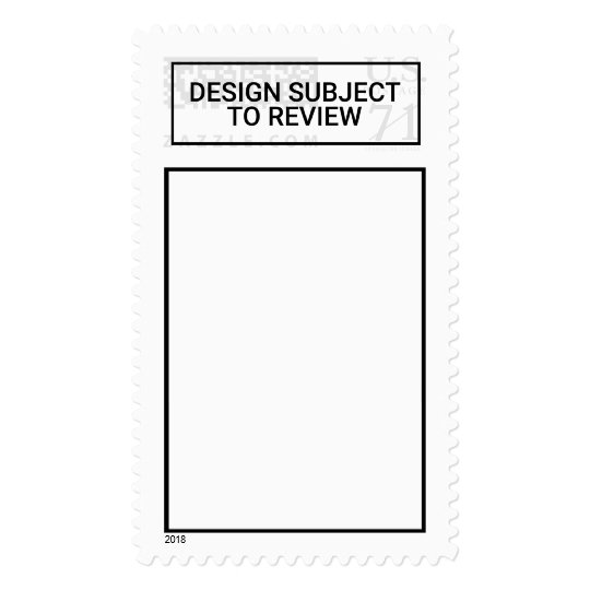 71 cent postage stamp template vertical large zazzle com