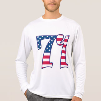 71 edad los E.E.U.U. Tee Shirt