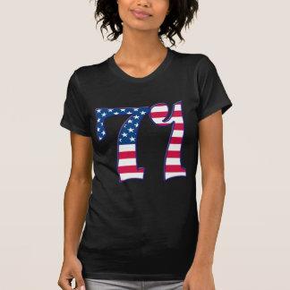 71 edad los E.E.U.U. Camisetas