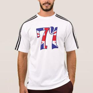 71 edad Reino Unido Camiseta