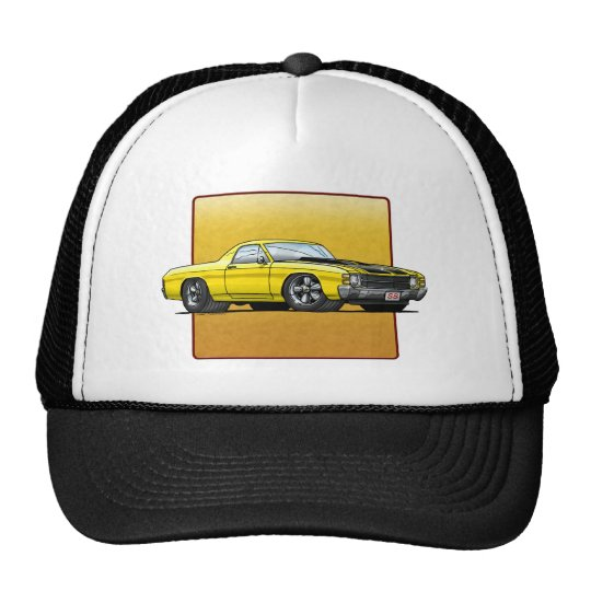 71 El Camino Trucker Hat