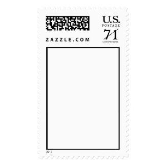 71 grandes verticales de la plantilla del sello