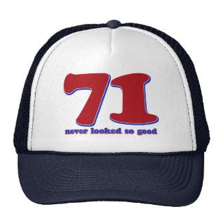 71 years trucker hat