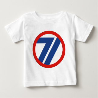 71st Infantry Division Baby T-Shirt