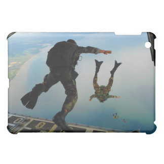 720h Special Tactics Group Jumping Out of Planet iPad Mini Cover