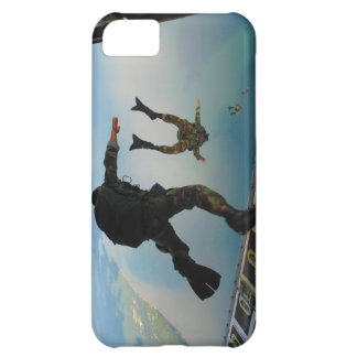 720h Special Tactics Group Jumping Out of Planet iPhone 5C Cases