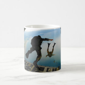 720h Special Tactics Group Jumping Out of Planet Classic White Coffee Mug