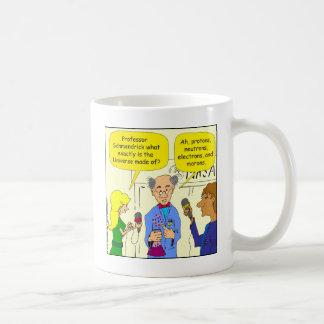 722 protons neutrons and electrons cartoon coffee mug