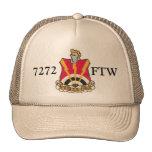 7272 FTW TRUCKER HAT