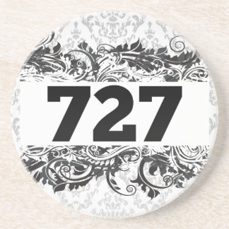 727 BEVERAGE COASTER