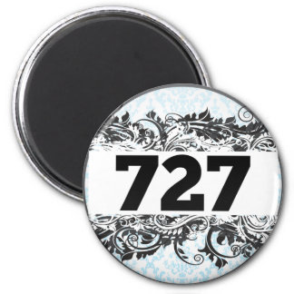 727 FRIDGE MAGNETS