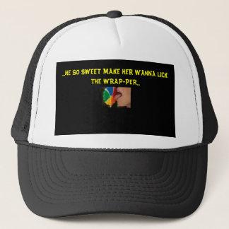 72886727, ...HE SO SWEET MAKE HER WANNA LICK TH... TRUCKER HAT
