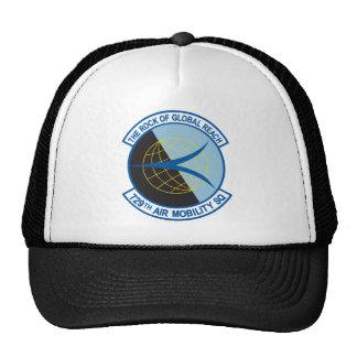 729th Air Mobility Squadron Mesh Hats