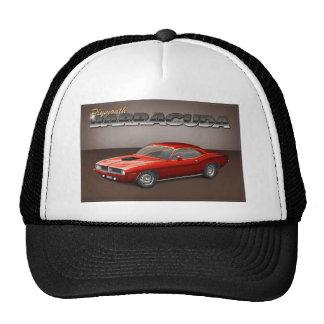 72-74 Barracuda Trucker Hat