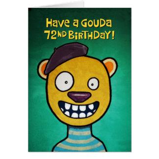 72.a tarjeta de cumpleaños divertida para ella