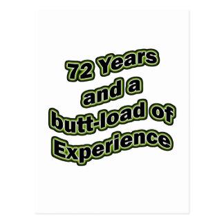 72  butt-load postcard