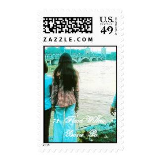 72' Flood Wilkes-Barre Pa. Postage Stamp