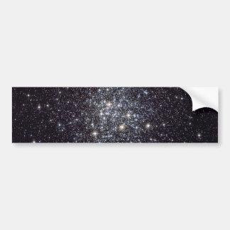 72 más sucios cúmulo de estrellas globular NGC 698 Etiqueta De Parachoque