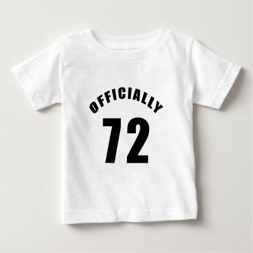72 Officially Design Tee Shirt