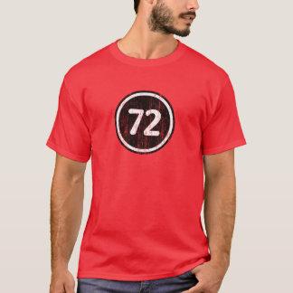 #72 vintage B&W T-Shirt