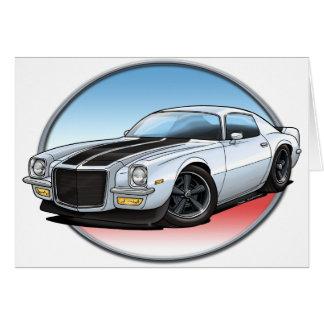 72 White B Camaro.png Card