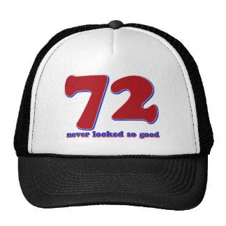 72 years trucker hat