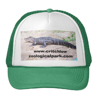 72ca, www.critchlowzoologicalpark.com, critchlo... trucker hat