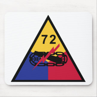 72nd Armored Division Mouse Pad