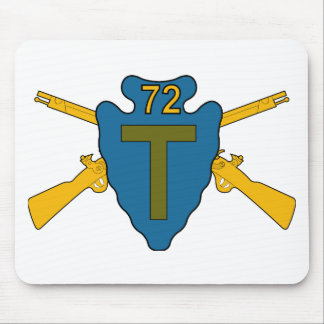 72nd Infantry Brigade Combat Team Mouse Pad