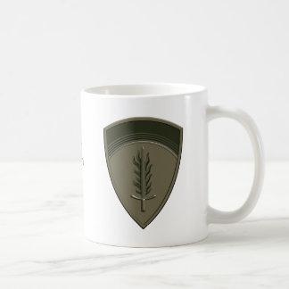 72nd Ordnance Battalion Insignia Patch - Subdued Coffee Mug