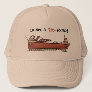 730-foot freighter hat