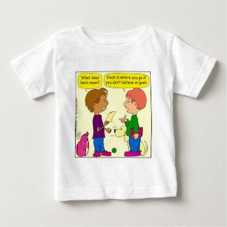732 What does heck mean cartoon Tee Shirt