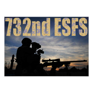 732nd ESFS Poster
