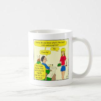 733 best oral contraception cartoon coffee mug