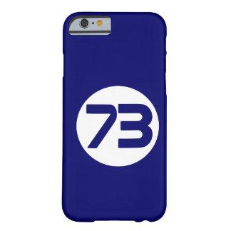 73 el mejor número Big Bang Funda De iPhone 6 Slim