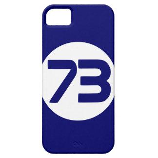 73 el mejor número Big Bang iPhone 5 Case-Mate Carcasa