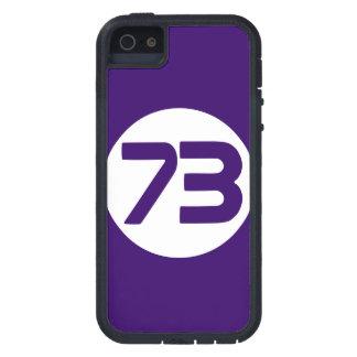 73 el mejor número Big Bang iPhone 5 Case-Mate Fundas