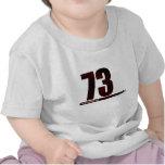 73 - el mejor número camiseta