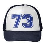 73 - número gorras