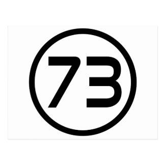 73 POSTCARD