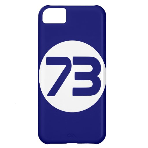 73 the best number Big Bang iPhone 5C Cases