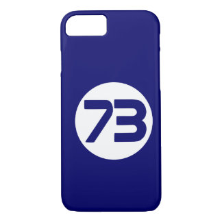 73 the best number Big Bang iPhone 7 Case