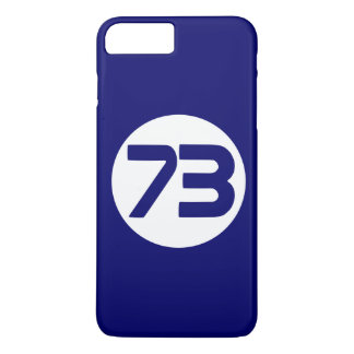 73 the best number Big Bang iPhone 7 Plus Case