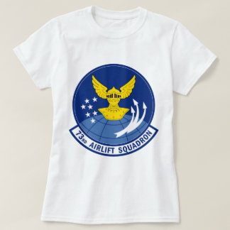 73rd Airlift Squadron Tee Shirt